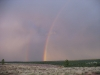 rainbow near Wyoming border