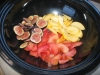fruit ready for cooking